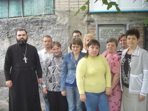 В Новошахтинске появится молодежный клуб имени святого праведного воина адмирала Федора Ушакова