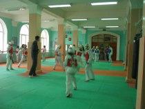 Шахтинские тхэквондисты провели сборы на Дону