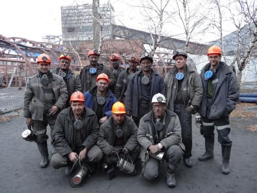 """Шахта """"Садкинская"""" увеличила темпы добычи угля"""