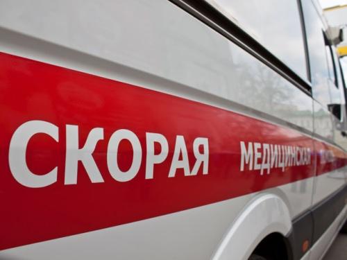 На перекрёстке пер.Новочеркасский - ул.Ленина сбили девушку