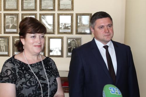 В Шахтах проходит выездная коллегия министерства здравоохранения Ростовской области