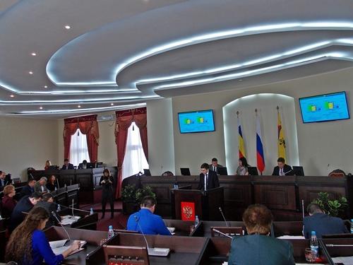 Шахтинский бюджет-2014 утверждён с профицитом, но до плана он не дотянул