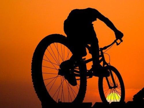 На велосипедные дорожки вышли шахтинцы и не оставили соперникам ни одного шанса