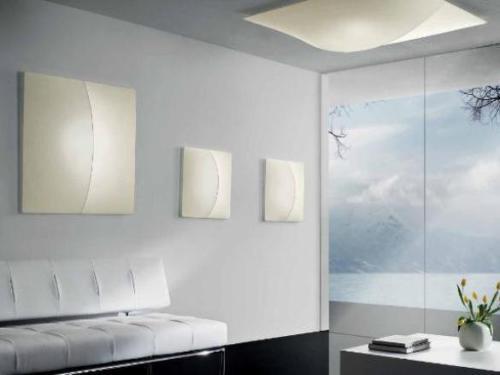 Выгодно подчеркнуть интерьер комнаты можно с помощью света