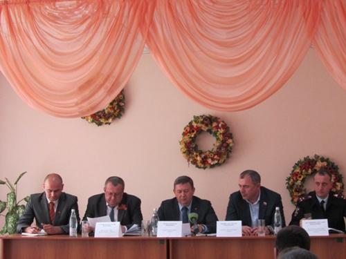 Информационная группа побывала в посёлке Сидорово-Кадамовском