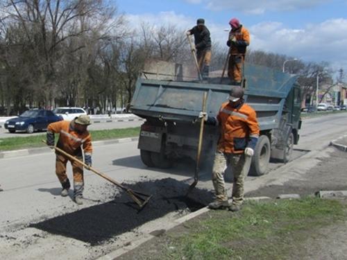 На 26 шахтинских улицах обещают ямочный ремонт
