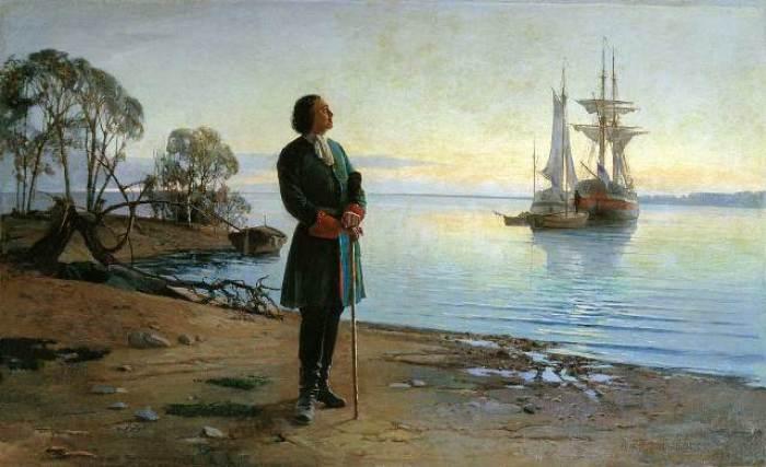 30 октября - День основания Российского военно-морского флота! ВИДЕО