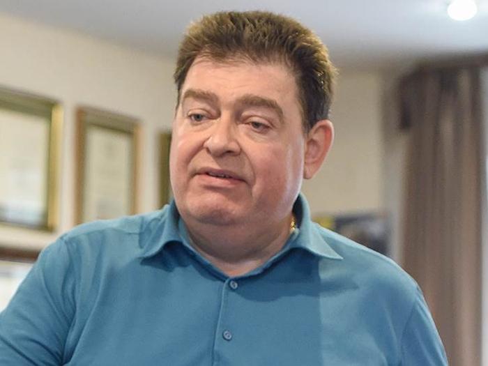 Вадим Варшавский в тяжёлом состоянии находится в больнице