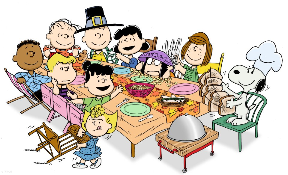 thanksgiving and christmas wouldn t be the same without the peanuts