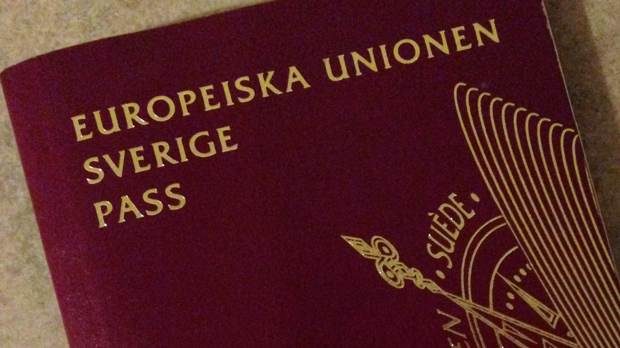 Travel to Russia - Russian passport