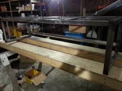 bench frame 7