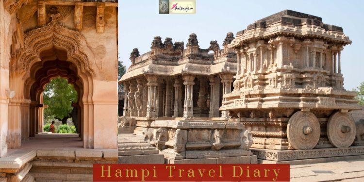 Hampi Virupaksha temple hospet Karnataka Kishkindha kingdom world heritage site UNESCO