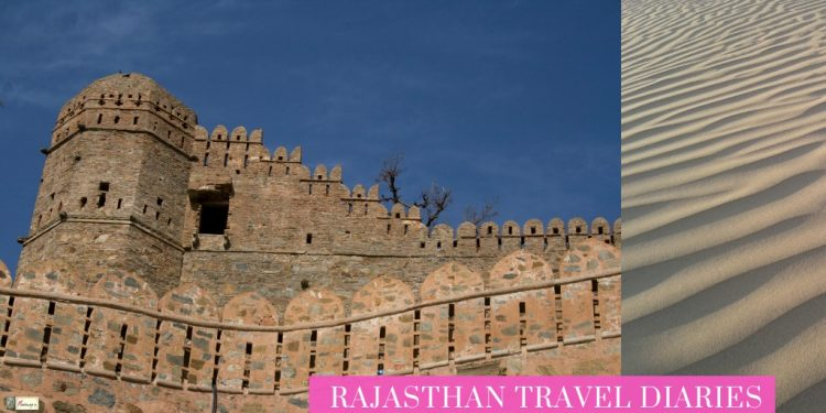kumbhalgarh fort near Udaipur Rajasthan in India - travel-Hospitality-vacation- journey - lonely planet - architecture- Mewar