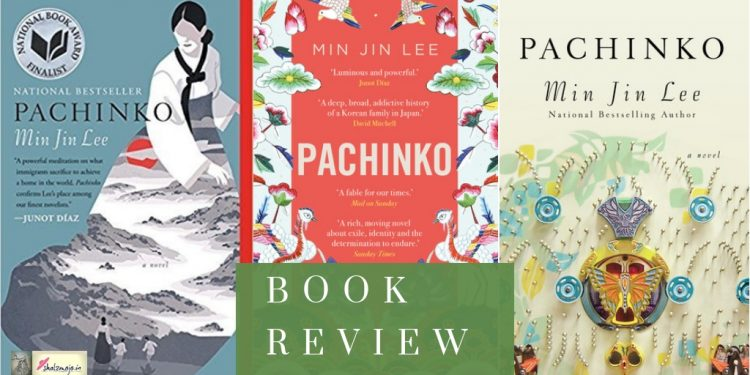 Pachinko book review Korea Japan generations war
