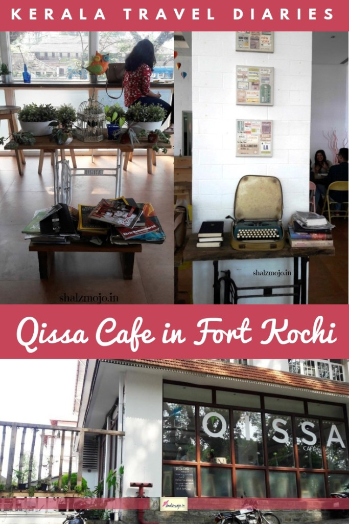 qissa cafe in Fort Kochi Kerala India Tourism Food Industry Hospitality Beverages