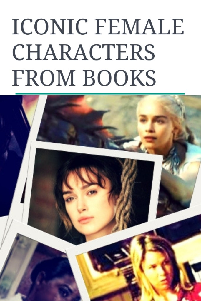 guestpost- iconic female characters from books- authors
