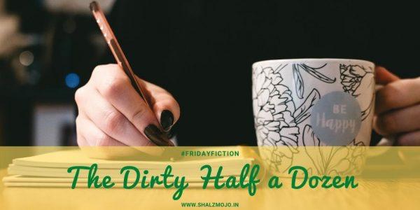 Dirty half a dozen - tree roots - trees- fiction writing
