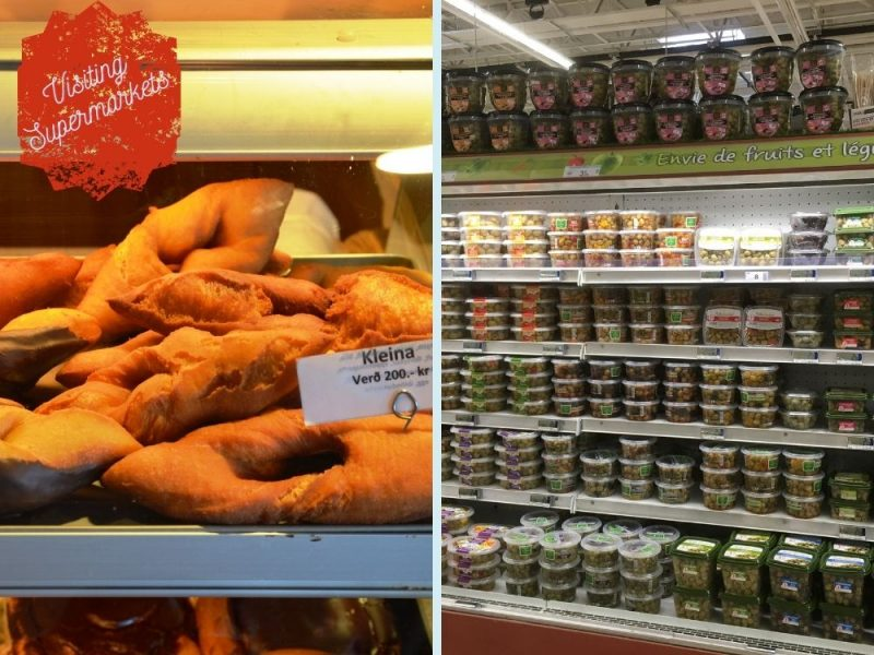 supermarkets- olives- breads- Iceland- travel