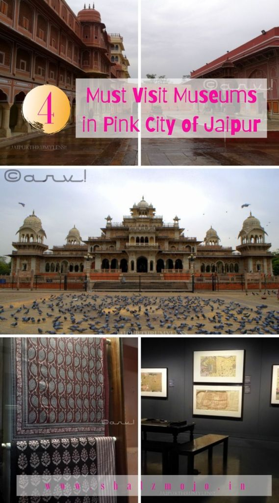 Jaipur- Pink City- museums- Albert hall - city palace- travel tales- guest post