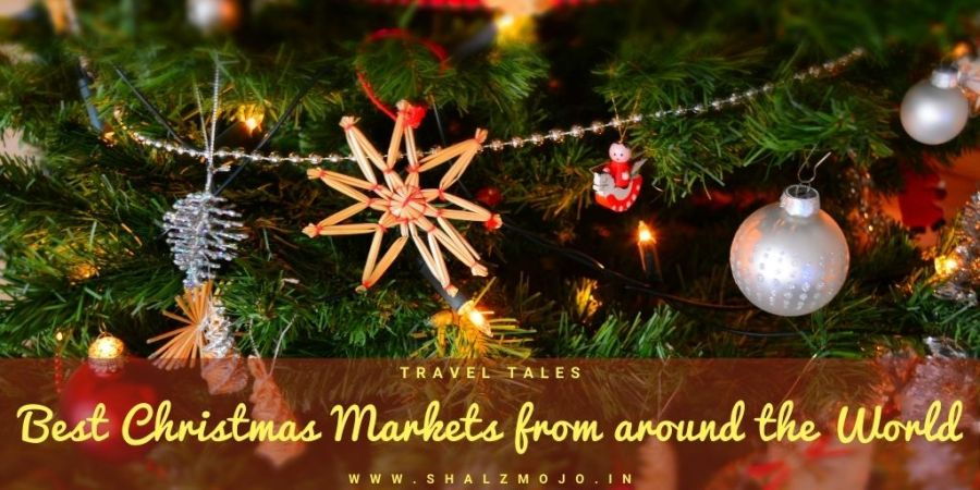 Christmas markets- world- santa klaus- travel- holidays- decorations- fairy lights