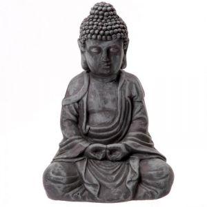 Bouddha-gris-de-jardin-statue-sculpture-31cms