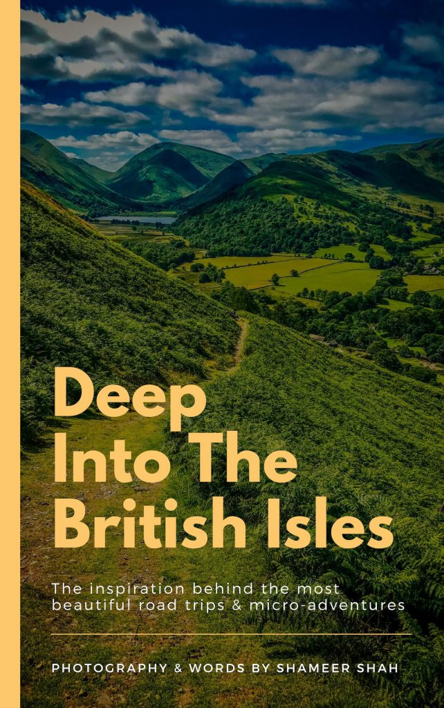 Deep into the British Isles