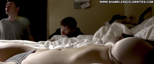 Chelsea Reeves Blackout Ass Bed Celebrity Beautiful Panties Posing