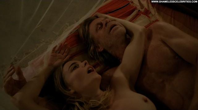 Emmy Rossum Shameless Sex Posing Hot Topless Hot Celebrity Nude Doggy