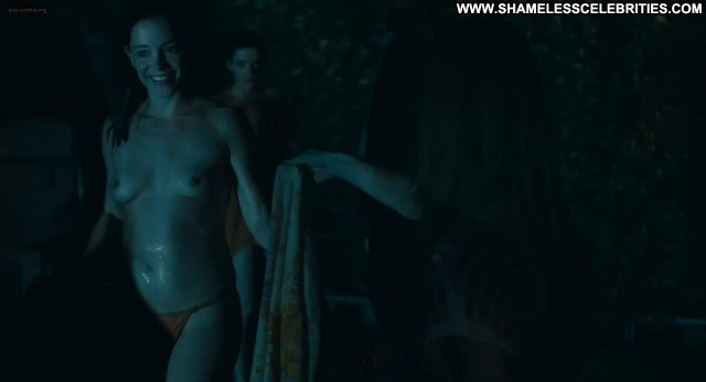 Marguerite Moreau Caroline And Jackie Skinny Dipping Skinny