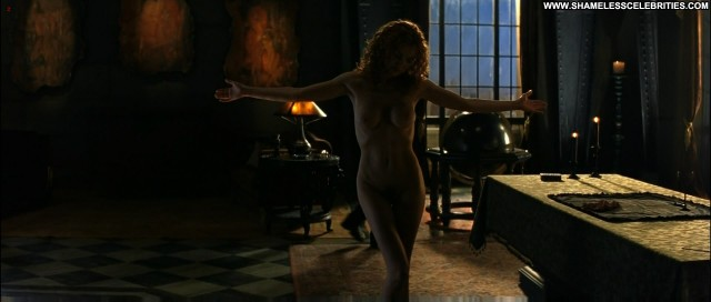 Charlize Theron Nude Sexy Scene The Devils Advocate Boobs