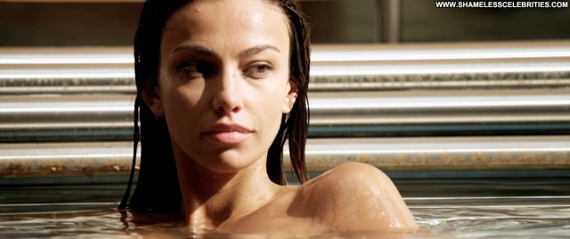 Madalina Diana Ghenea Youth It Full Frontal Nude Celebrity Wet Posing