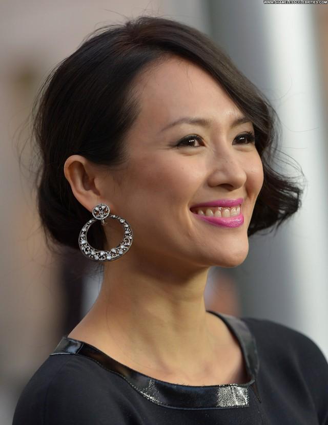 Ziyi Zhang Babe Beautiful Posing Hot Celebrity Hollywood High