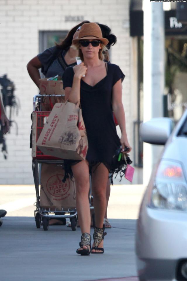 Ashley Tisdale Toluca Lake Celebrity Beautiful Shopping Babe High