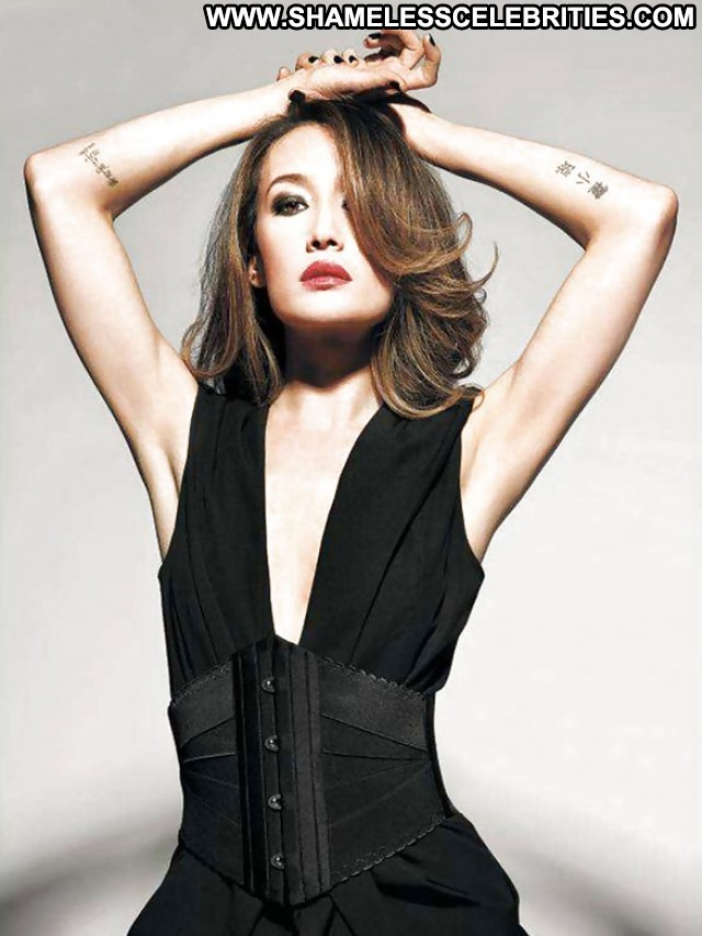 Maggie Q Pictures Celebrity Asian Actress Cute Female Posing Hot