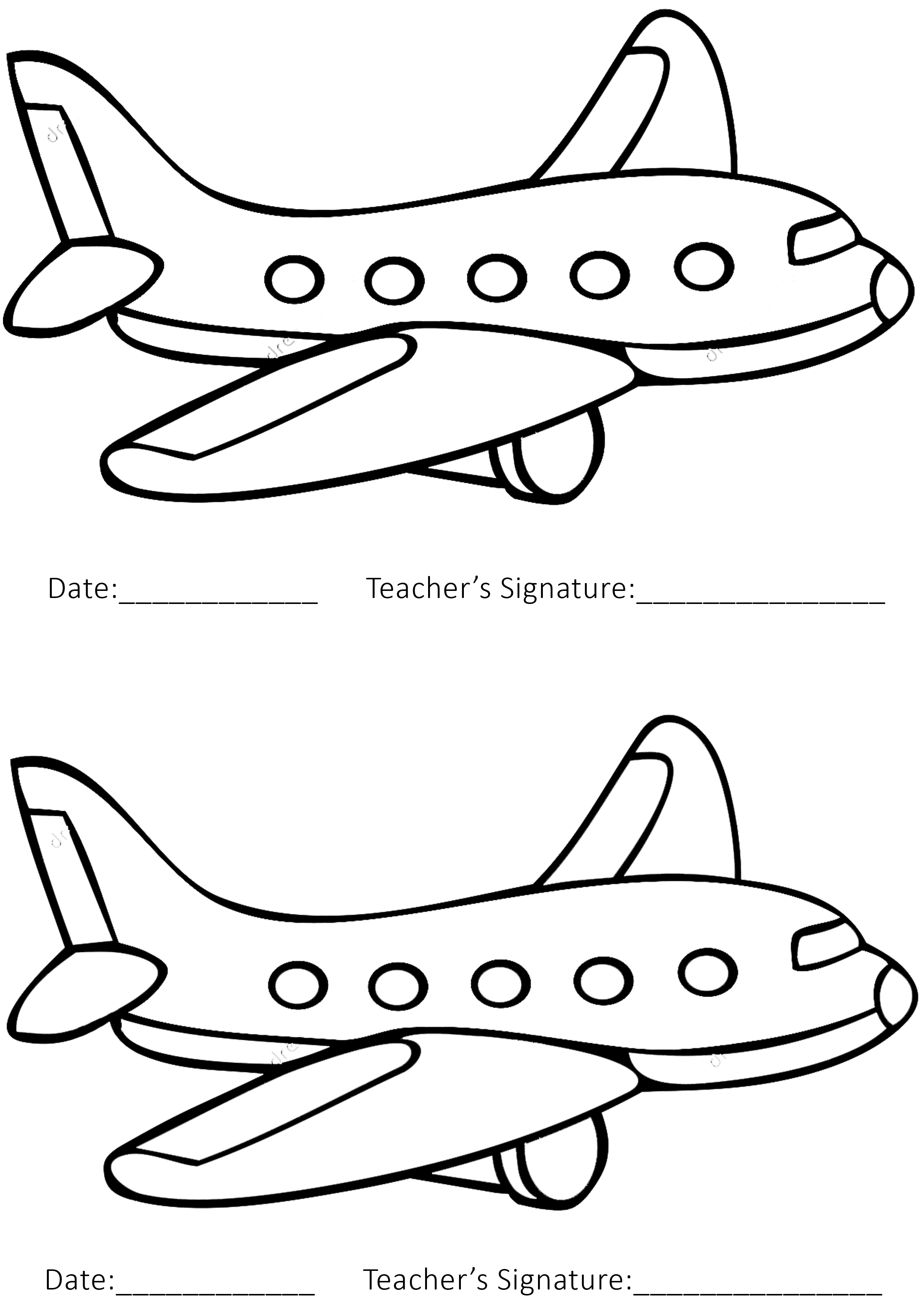 Drawing Printable Worksheets for Pre Nursery