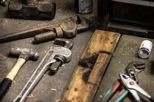 used tools