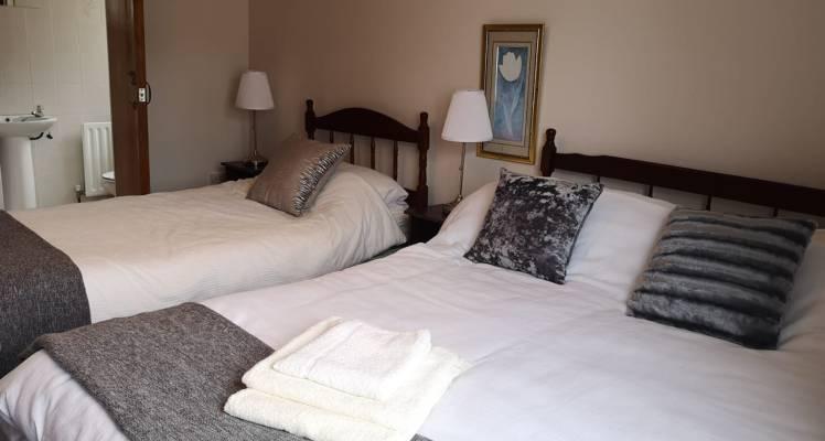 9. Bedroom Double Single