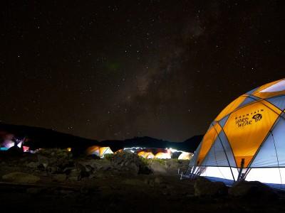 5 stars hotel ? Kilimanjaro