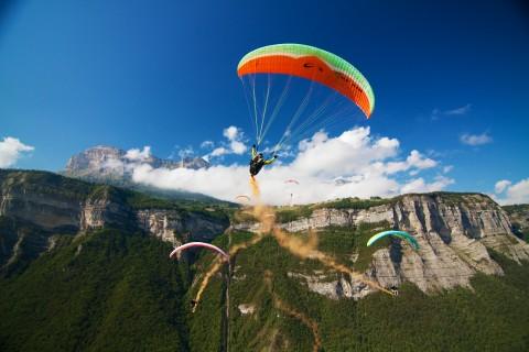 Paragliding Acro Pilots #4