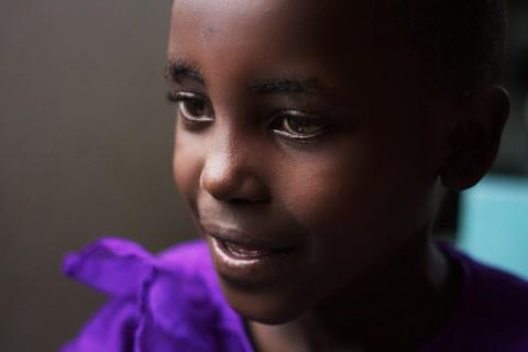 Kid in Tanzania #4