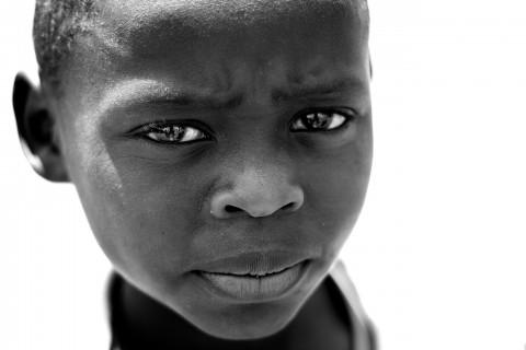 Kid in Tanzania #3