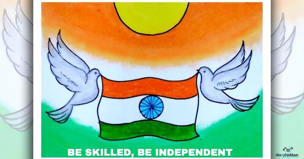 BE SKILLED, BE INDEPENDENT