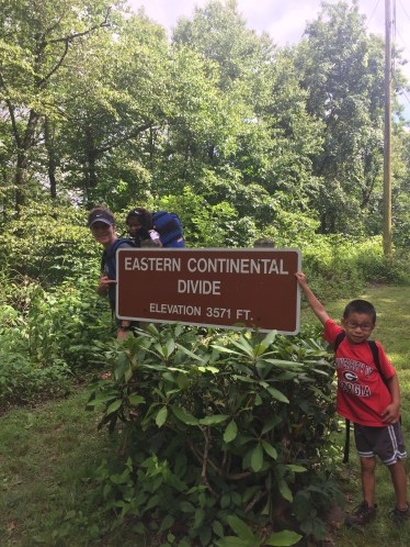 Eastern Continental Divide