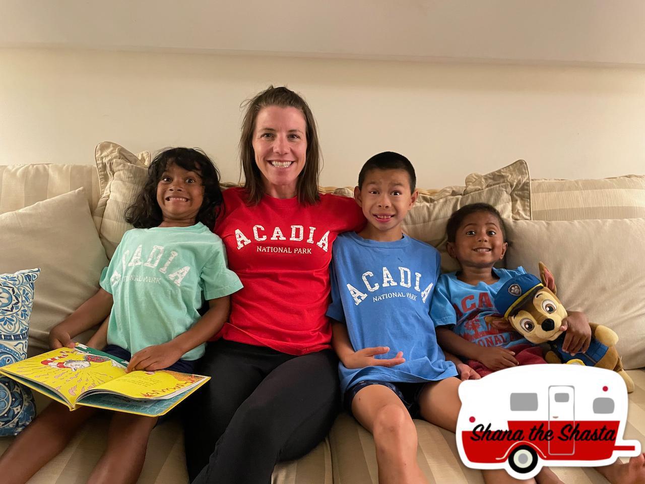 Acadia-T-Shirts