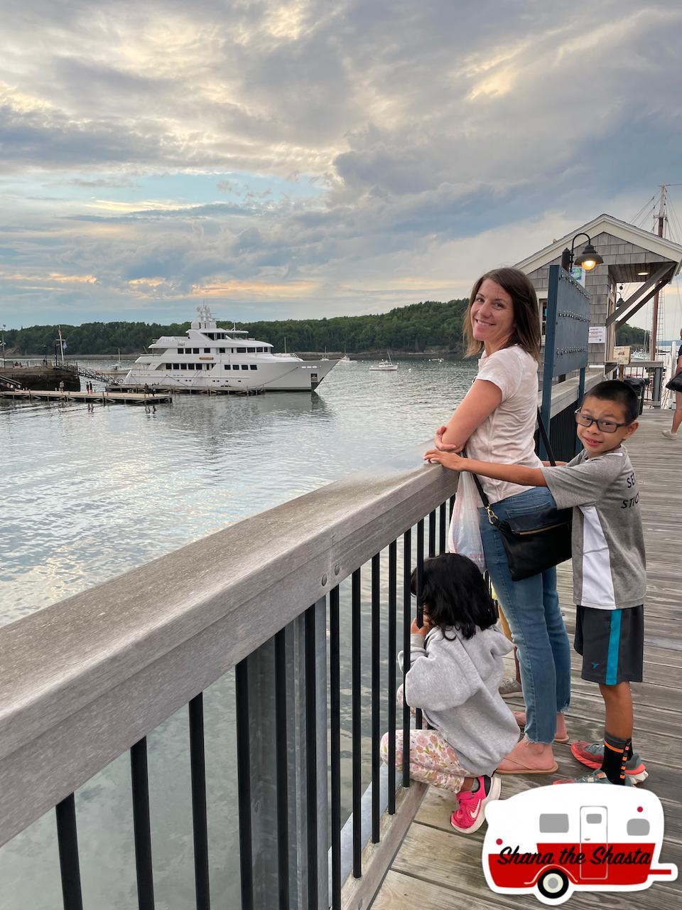 Bar-Harbor-Pier