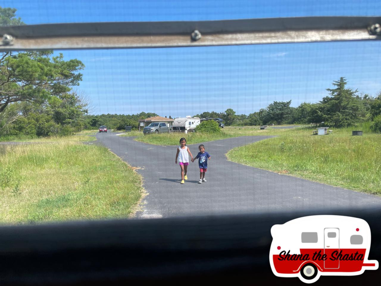 Bayside-Campground-in-Assateague