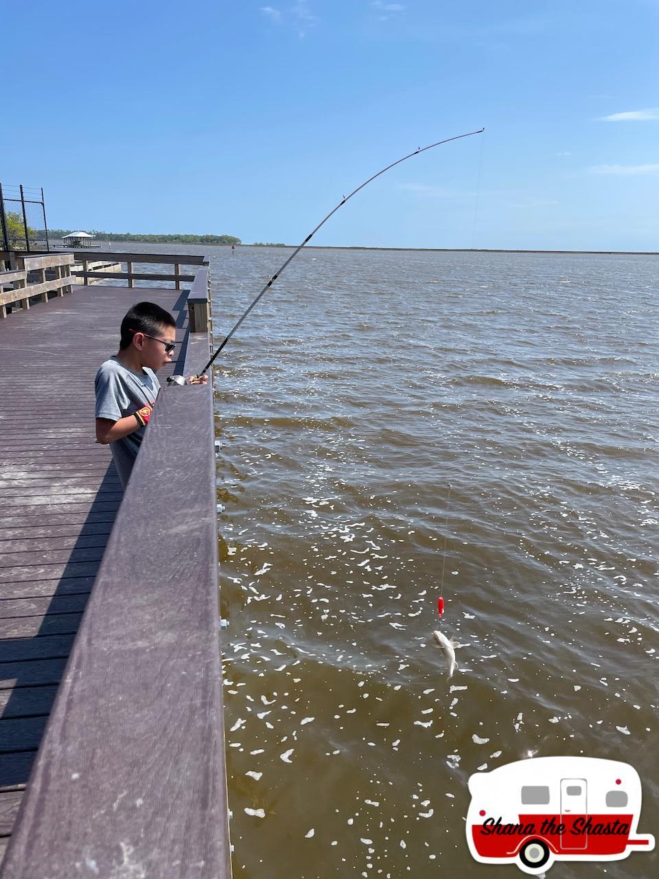 Fish-on-Line-in-Ocean-Springs