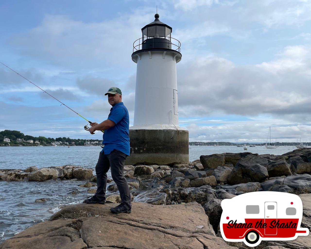 Fishing-Winter-Island-Lighthouse