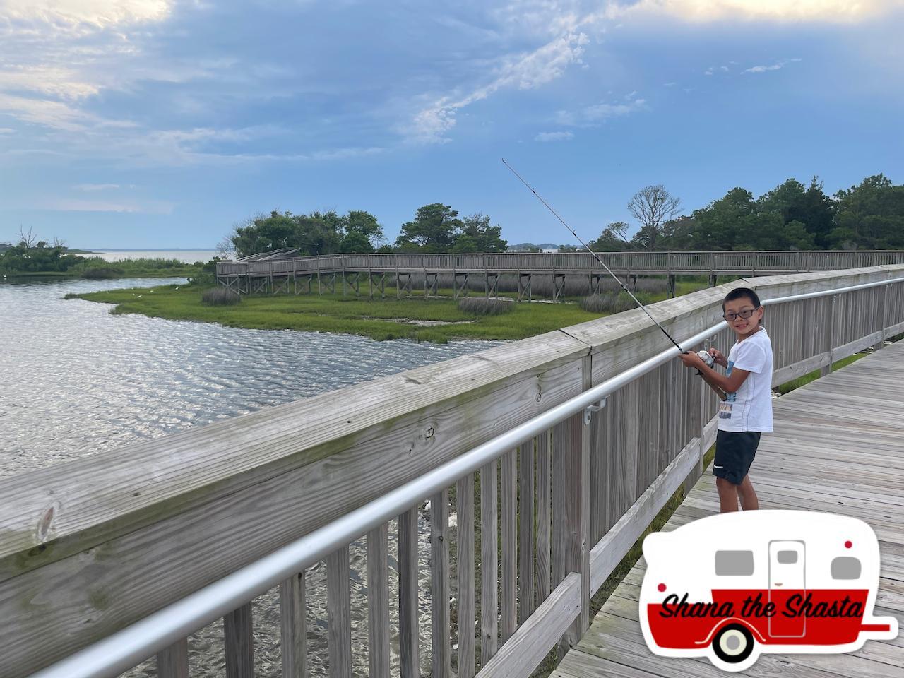 Fishing-at-Assateague-Island