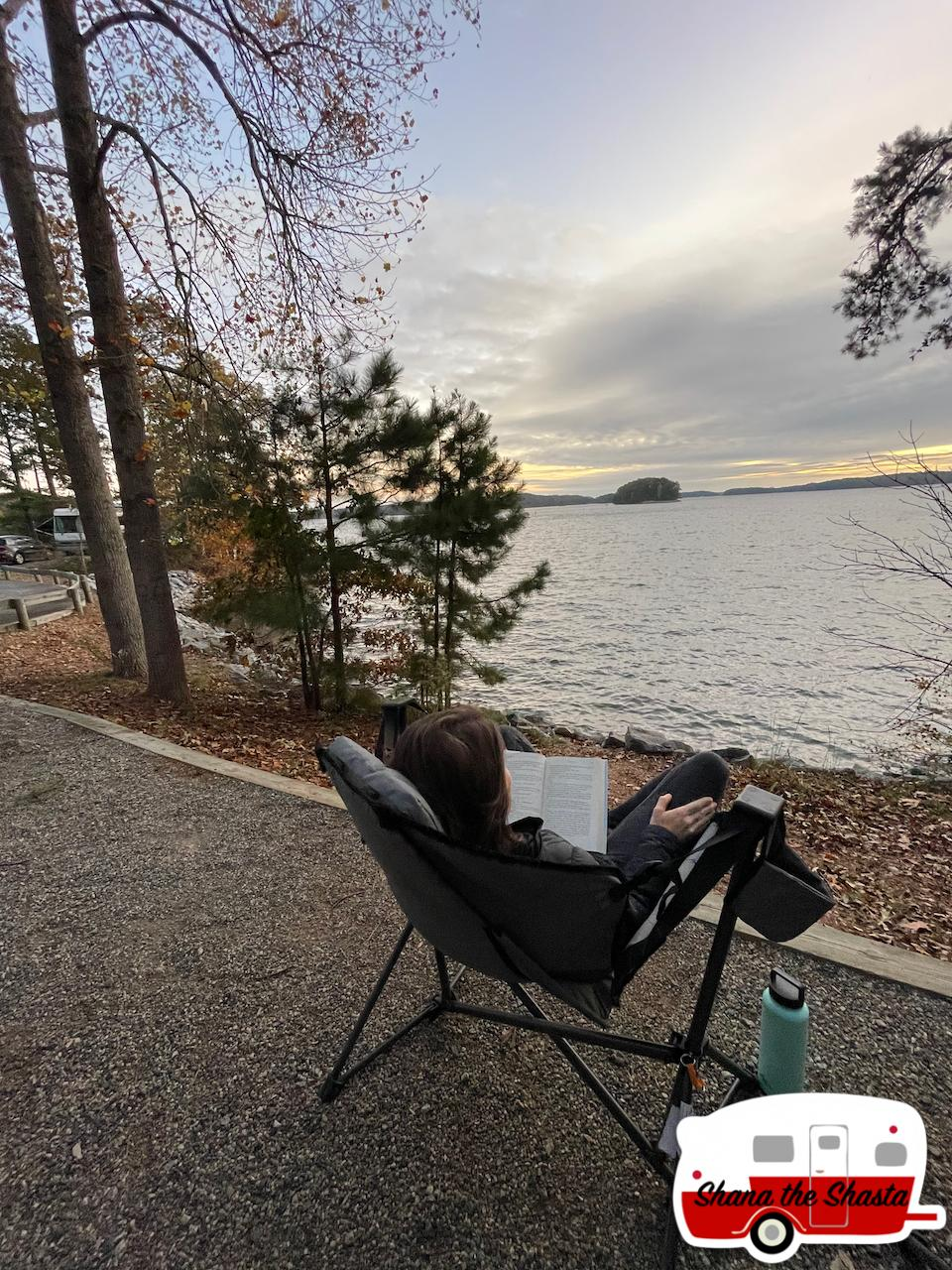 Lake-Lanier-Book-Hammock-Sunrise